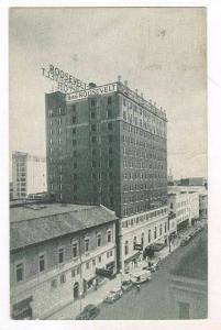 Hotel Roosevelt , Jacksonville , Florida, PU-1941
