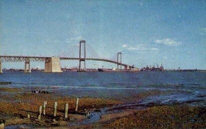 Delaware Memorial Bridge - Wilmington