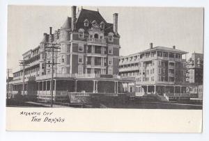 Hotel Dennis Atlantic City NJ ca 1906
