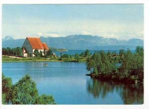 The Trondenes kirke, Norway, 50-70s