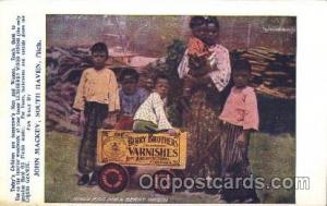 Berry Brothers Vanishes, South Haven, Michigan, MI USA Advertising Postcard P...