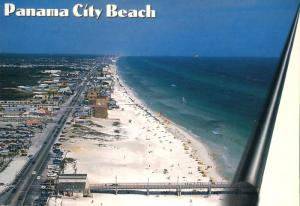 Greetings from Panama City Beach FL, Florida - pm 1997