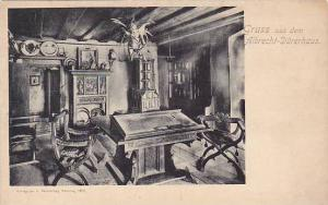 Gruss Aus Dem Albrecht-Durerhaus, Bavaria, Germany, 1910-1920s