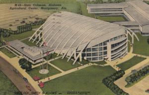 MONTGOMERY, Alabama , 30-40s ; State Coliseum, Alabama Agricultural Center