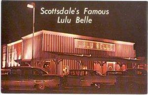 Lulu Belle Restaurant and Bar, Scottsdale, Arizona AZ, Chrome