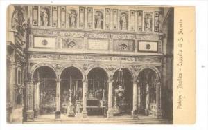Basilica- Cappella Di S. Antonio, Padova (Veneto), Italy, 1900-1910s