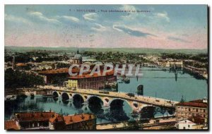 Postcard Old Toulouse General view on Gafonne
