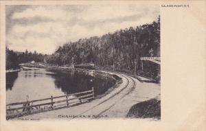 Chandler's Mills, CLAREMONT, New Hampshire, 00-10s