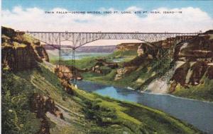 Idaho Twin Falls The Jerome Bridge