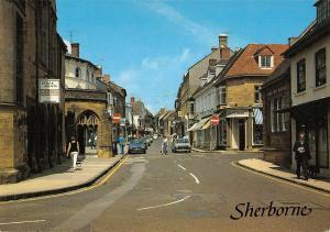 BR92563 cheap street and the conduit sherborne   uk