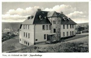 Germany Prüm die Waldstadt der Eifel Jugendherberge 02.91
