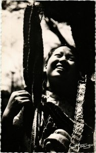 CPA AK INDOCHINA Cochinchine Jeune Chinoise de Cholen VIETNAM (956515)
