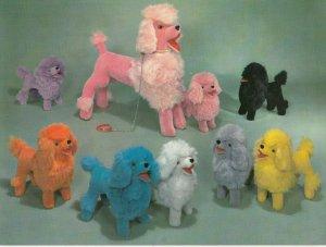 BROOKLYN, New York, 1960s; Maydee Mfg. Corp Stuffed toys 1/3