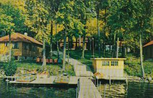 Minnesota Deer River Schule's Camp Bowstring On Bowstring Lake