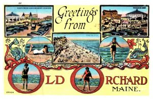 Maine  Old Orchard Beach ,  , Multi-view