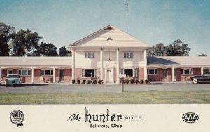 BELLEVUE , Ohio , 1950-60s ; The Hunter Motel