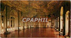 Modern Postcard Portugal National Palace queluz