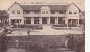 GABON , 00-10s : Port-Gentil , Le Compter Africain