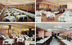 Florida Miami M & M Cafeterias Multiples Dining Room 1958