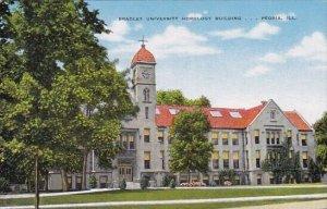 Bradley university Horology Building Peoria Illinois