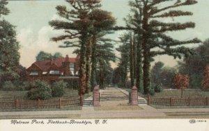 FLATBUSH-BROOKLYN , NYC , 1900-10s ;  Melrose Park