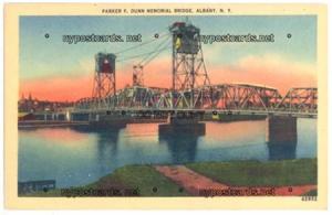 Parker F. Dunn Bridge, Albany NY