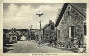 Bearskin Neck Rockport MA Unused