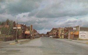 MINOCQUA , Wisconsin, 1950-60s ; Main Street