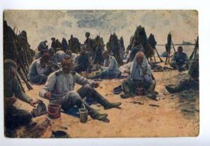 137544 RUSSIA WWI Lunch Hero Turkish land Skobelev Committee
