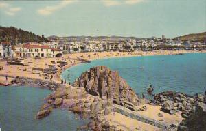 Partial View, Boats, Costa Brava, Spain, 1950-1970s