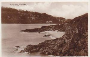RP, Sunny Cove, Salcombe (Devon), England, UK, 1920-1940s