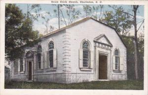 Goose Creek Church Charleston South Carplina
