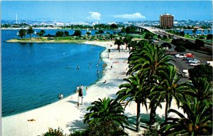 California, San Diego - Mission Bay Park - [CA-684]