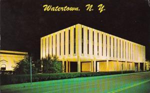 Municipal Building Watertown New York