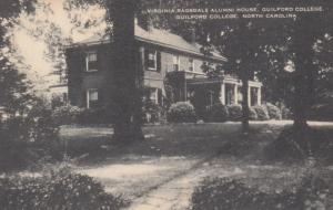 GREENSBORO , NC, 00-10s; Virginia Ragsdale Alumni House, Guilford College