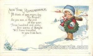 Artist Signed Twelvetrees, Postcard Postcards  Artist Twelvetrees Postcard Po...