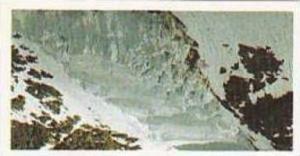 Brooke Bond Tea Vintage Cigarette Card Features Of The World 1987 No 48 Antar...