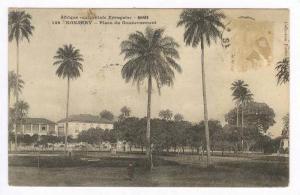 Place Du Gouvernement, Konakry, Guinea, Africa, PU-1907