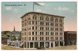 Bangor, Me, Graham Building