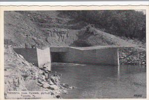 Pennsylvania Tionesta Dam Tunnel Outlet Dexter Press