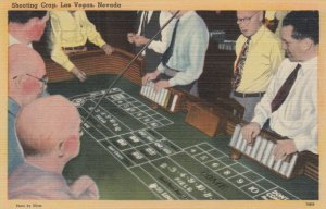 LAS VEGAS , Nevada , 30-40s; Shooting Crap
