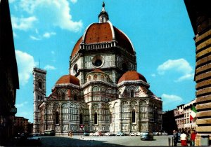 Italy Firenze Il Duomo Abside