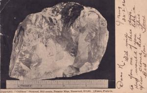 Cullinan South African Diamond Mine Transvaal Antique Postcard