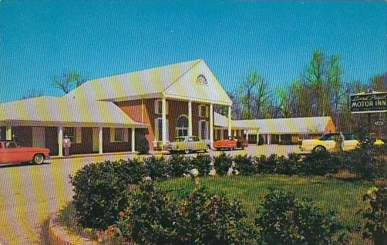 Lord Paget Motor Inn Williamsburg Virginia
