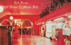 SAN FRANCISCO, California, 1965 ; Cliff House Music Hall