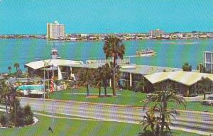Florida Clearwater Schraffts Restaurant And Motor Inn With Pool