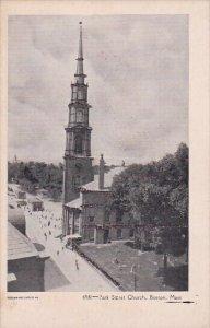 Park Street Church Boston Massachusetts