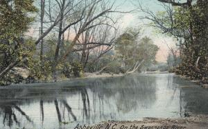 ASHEVILLE, North Carolina, 1901-07; On the Swannanoa River