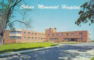 New York Cohoes Memorial Hospital