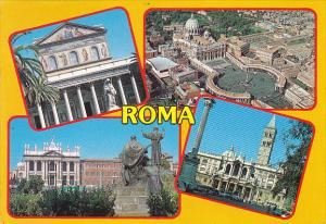 Italy Roma Rome Multi View